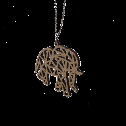Collier-Elephant-profil