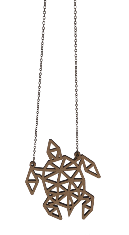 Collier-Tortue-face