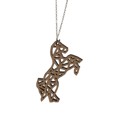 Collier-cheval-face