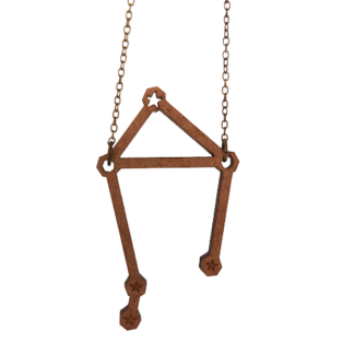 Collier-constellation-balance