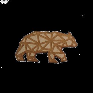 broche-ours-gravure-pleine