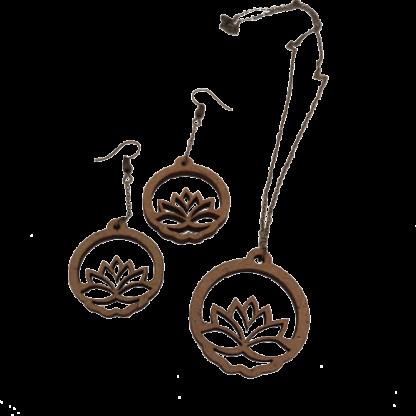 collier+BO-lotus-rond